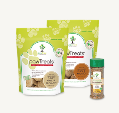pawtree pet supplies and treats