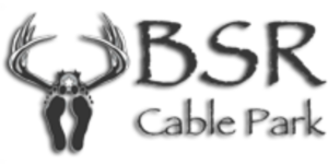 image of bsr cable park logo