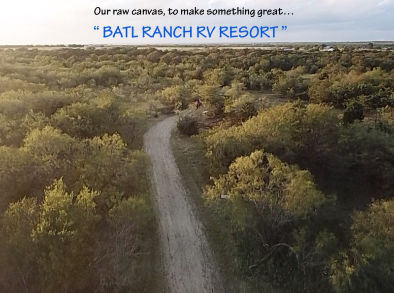 BATL Ranch RV Resort raw canvas photo of the property before