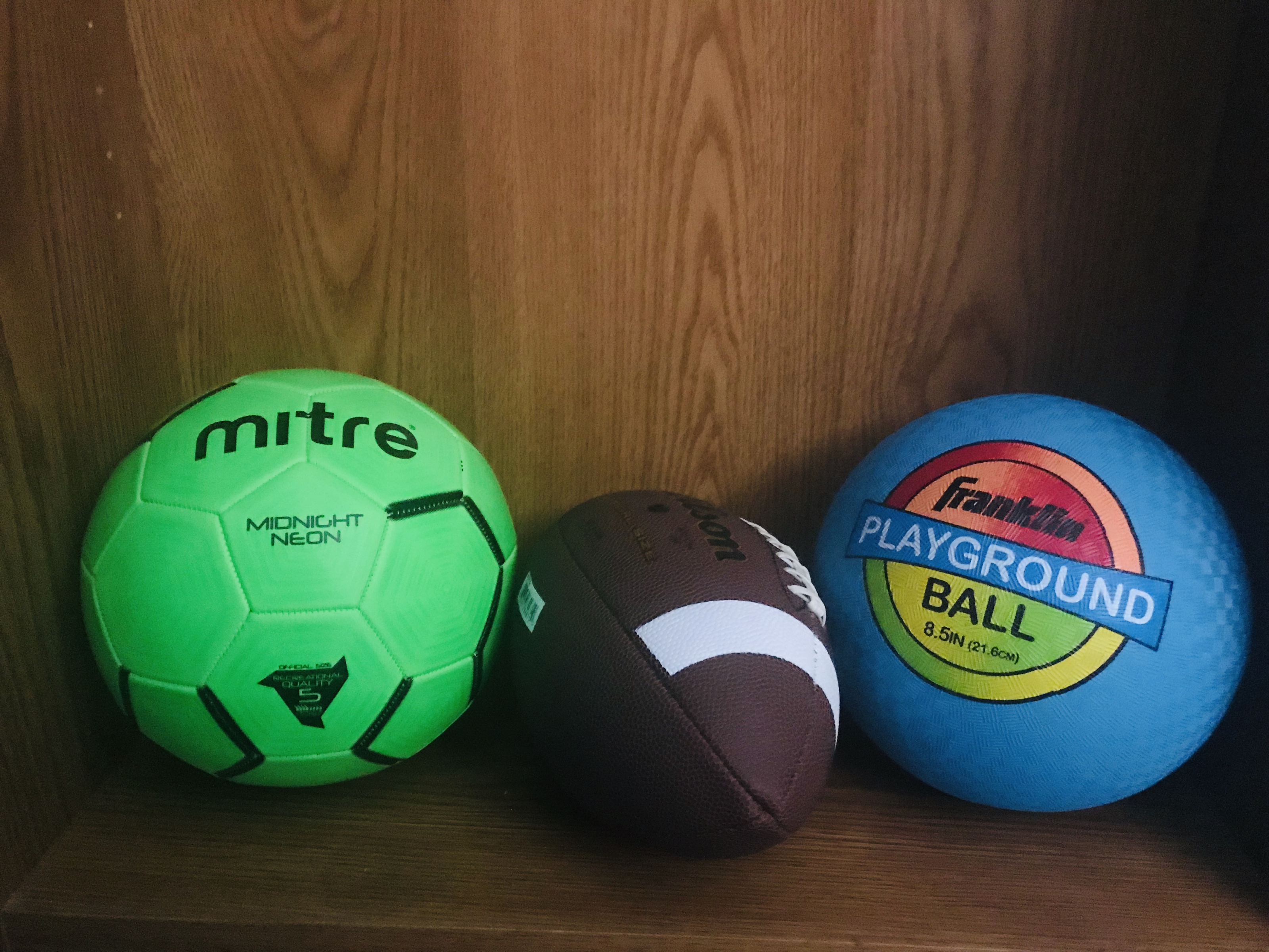 outdoor rec game ball rentals